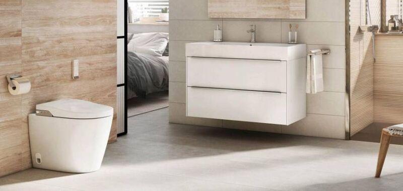 Sleek Space-Saving Toilet Designs