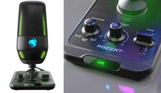 Studio-Grade Streaming Microphones
