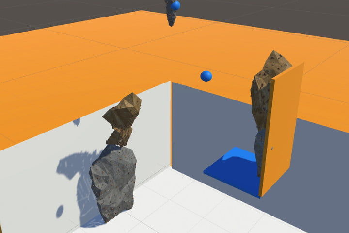 Phobia-Fighting Rock Climbing Simulators