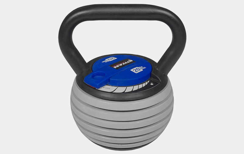 Customizable Workout Weights