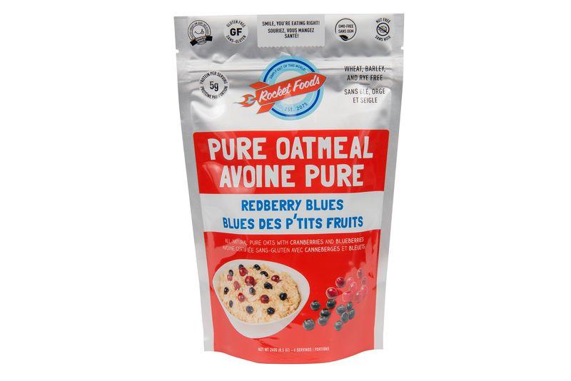 Tasty Allergen-Free Oatmeal