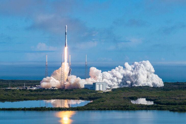 Reusable Rocket Launches