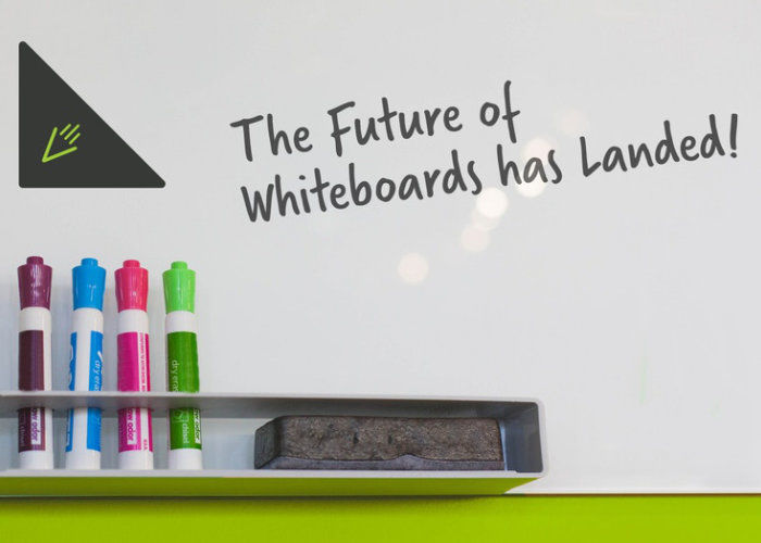 Analog Whiteboard-Capturing Stickers