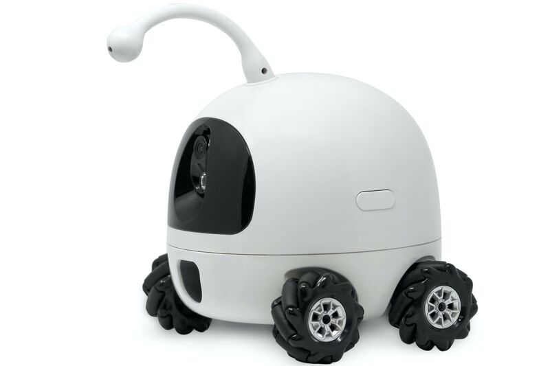 Omnidirectional Pet Care Robots