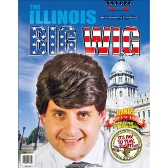 Political Halloween Costumes: Ridiculous Rod Blagojevich Wigs ...