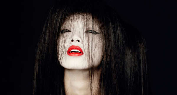 Disheveled Geisha Editorials