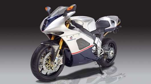 Battery Powered Superbikes