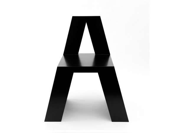 Alphabetical Furniture