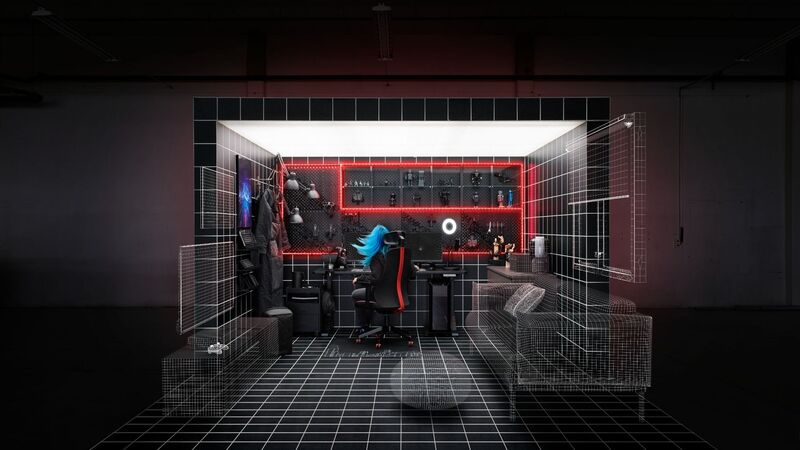 Gamer-Focused Furniture Collections