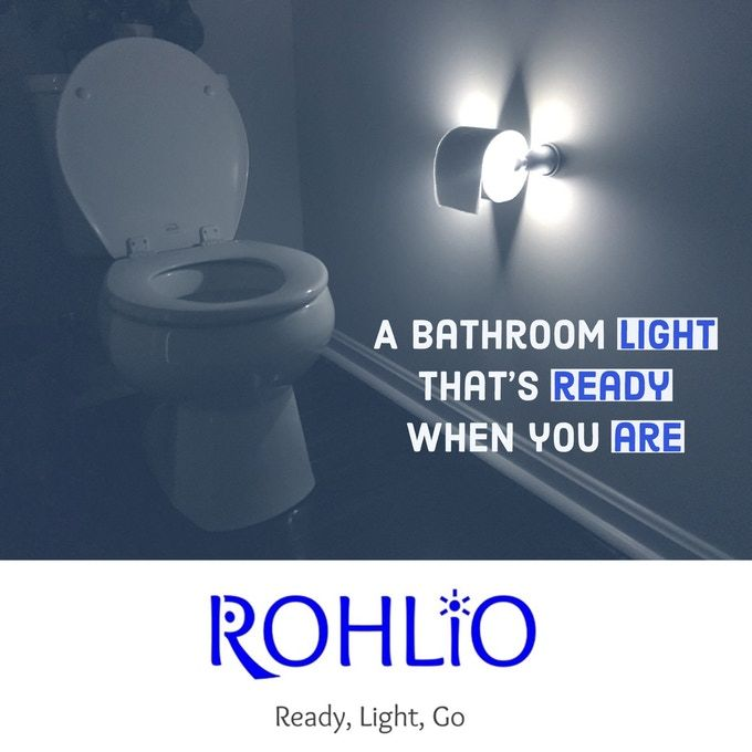 Toilet Paper Nightlights