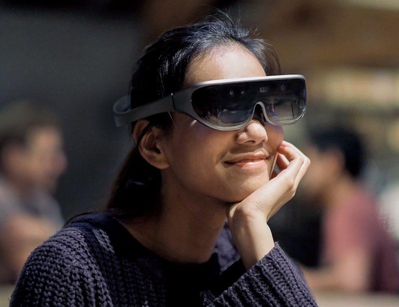 AR Language Translation Glasses