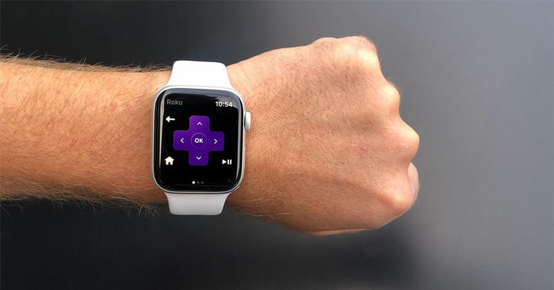 Smartwatch TV Remote Apps