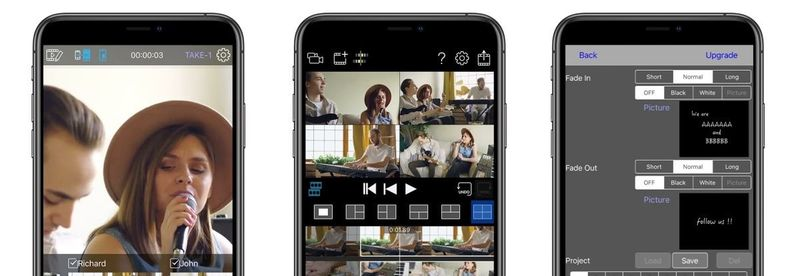 Simple Professional Video Apps