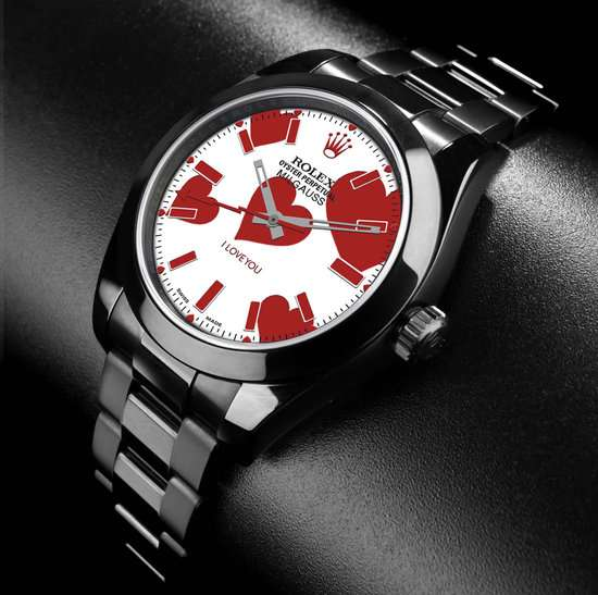 Swanky Sentimental Timepieces
