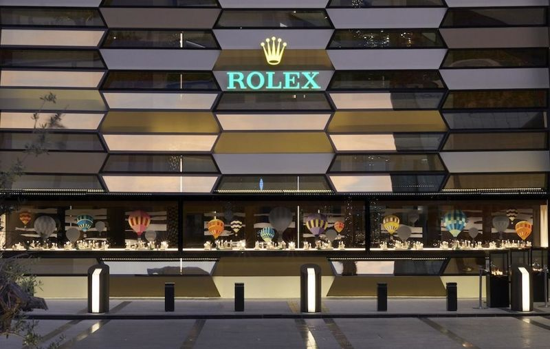 Luxury Timepiece Boutiques