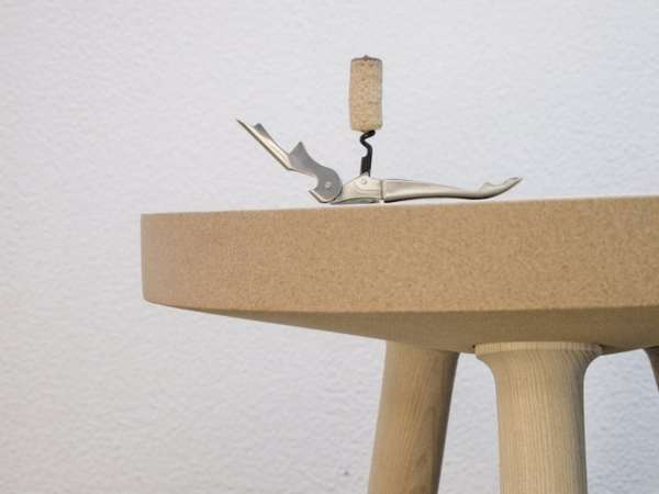 Cork-Screwed Furniture