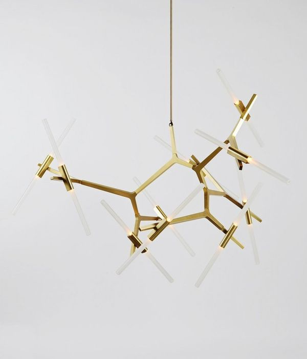 Branched Geometry Illuminators