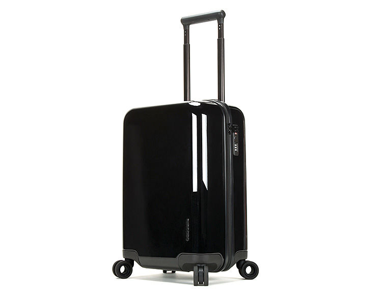 Laptop-Charging Suitcases