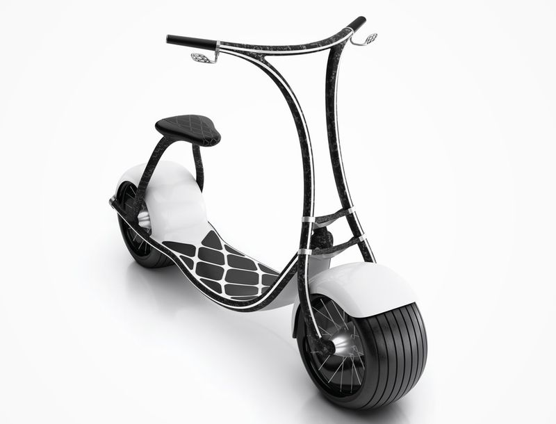 Intuitive Electric Scooters