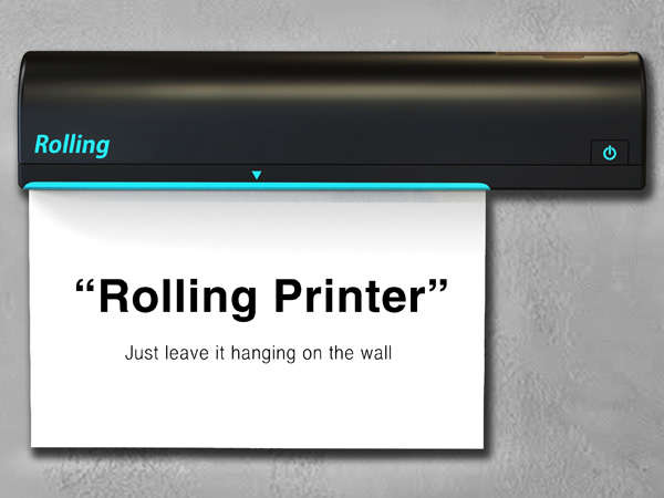 Wall-Mounted Printers