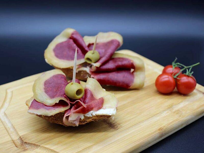 Vegan-Friendly Spanish Hams