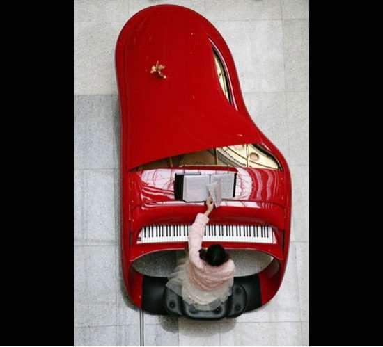 Luxury Car Pianos