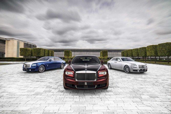 Bespoke Luxury Vehicles
