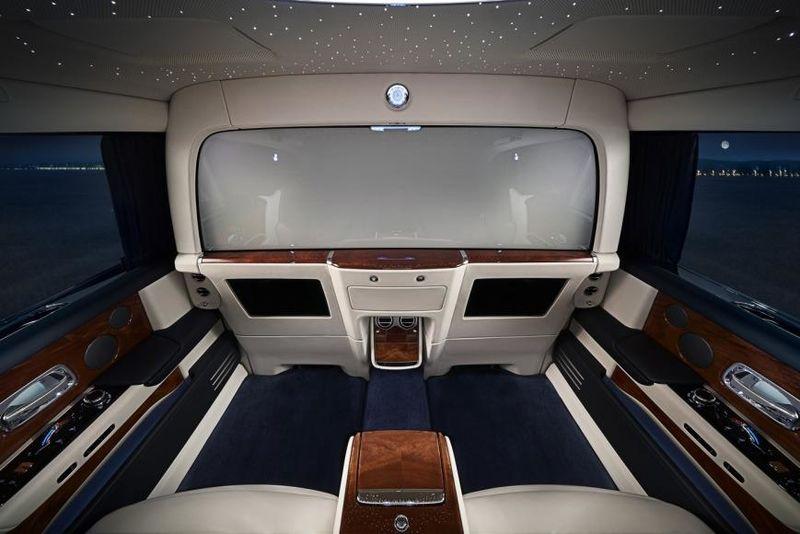 Privacy-Focused Luxury Vehicles