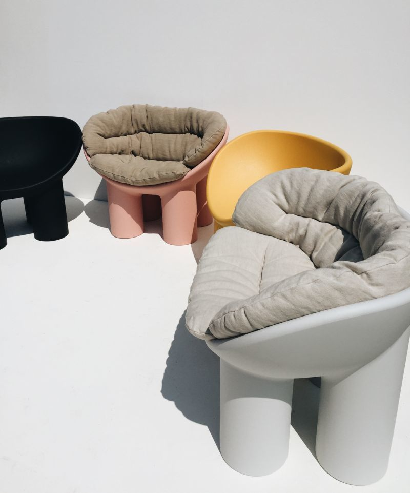 Chunky Multifunctional Seating Solutions