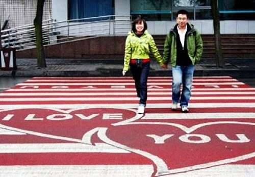Romantic Road Crossings