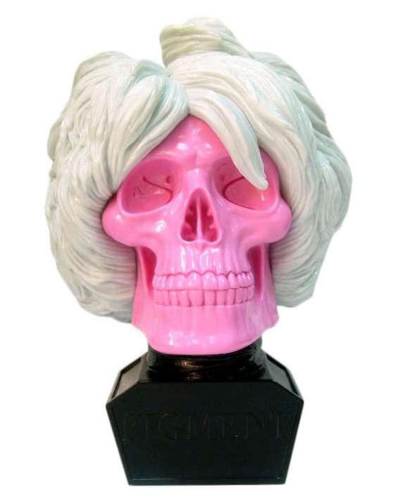 Pop Artist Skullptures