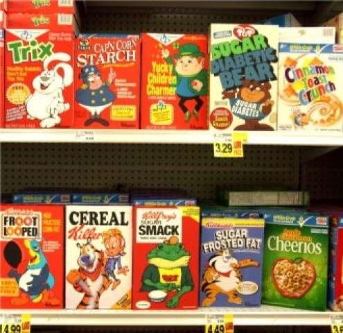 Sugary Sweet Manipulated Mascots