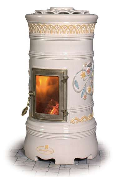 Fanciful Fireplaces