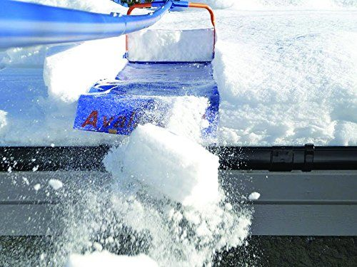 Roof Snow Removal Tools