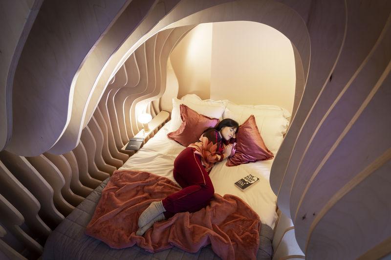 Comforting Cocoon Bedrooms