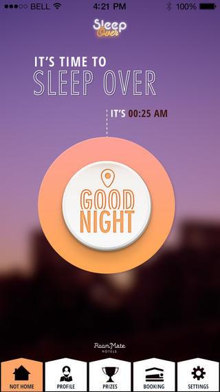 Rewarding Sleepover Apps