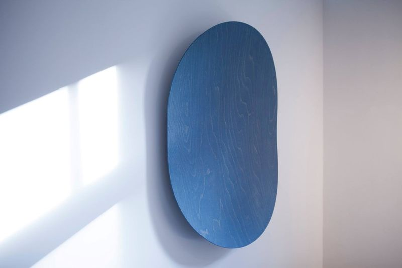 Artistic Wooden Wall Speakers