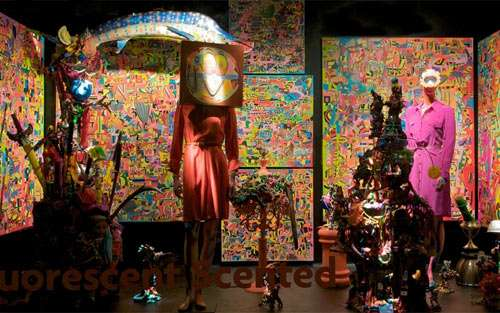 Surreal Window Displays