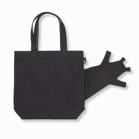 Hand Puppet Totes