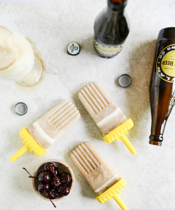 Carbonated Float Popsicles