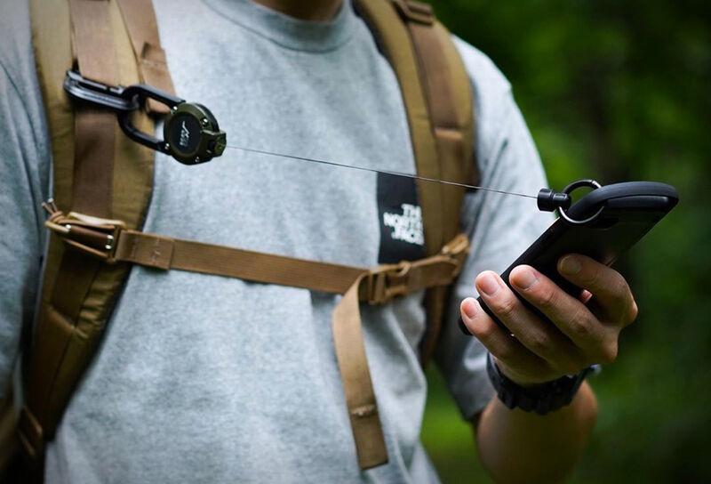 Retractable Anti-Drop Smartphone Cases