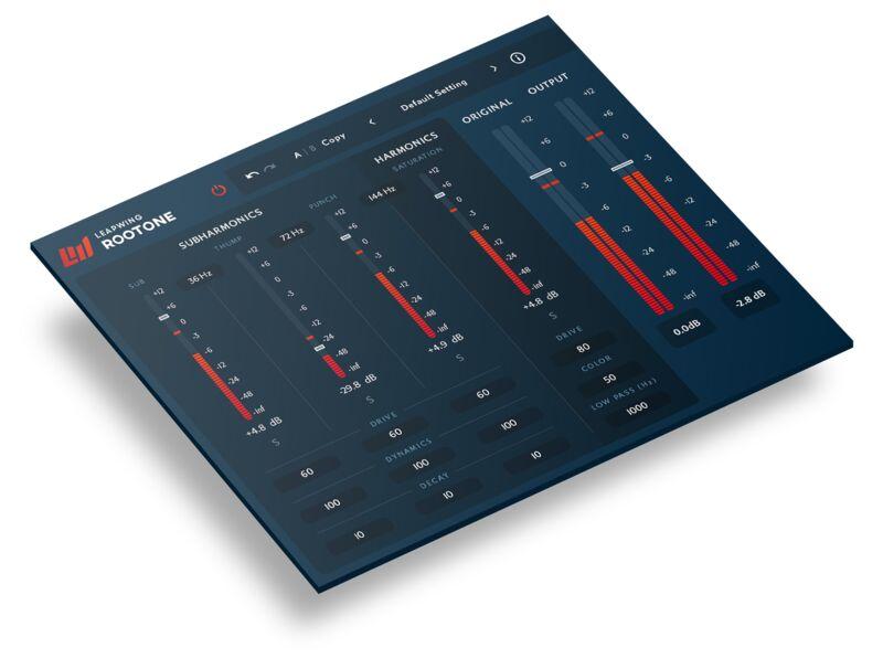 Sub-Harmonic Production Tools