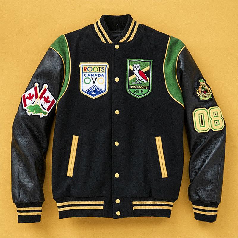 Vintage Cultural Bobsled Jackets