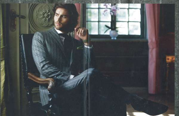 Timeless Gentleman Lookbooks