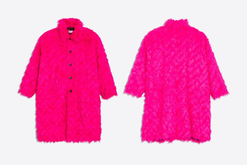 Luxurious Vibrant Padded Coats
