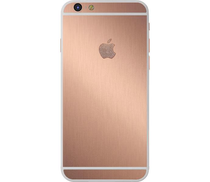 Pink Gilded Smartphones