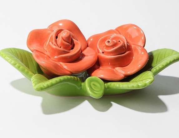 Flowery Shakers