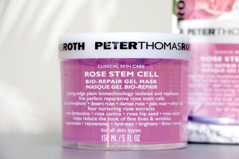 Stem Cell Gel Masks
