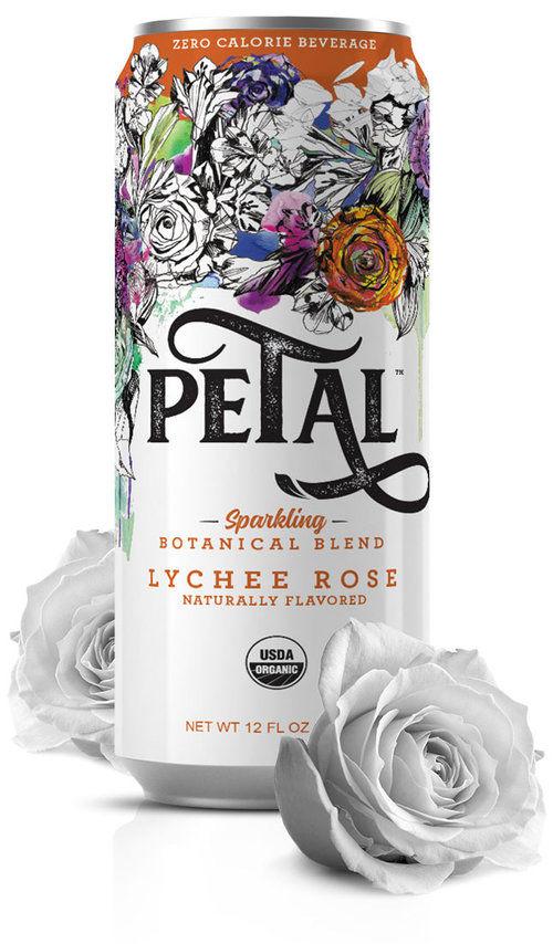 Sparkling Botanical Beverages