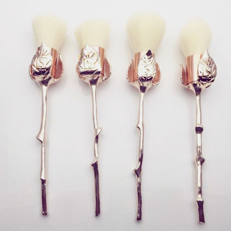 Rose-Shaped Brush Sets